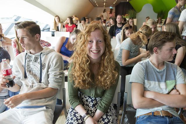 Meer Eerstejaars Studenten Doen Mee Aan De Introductie
